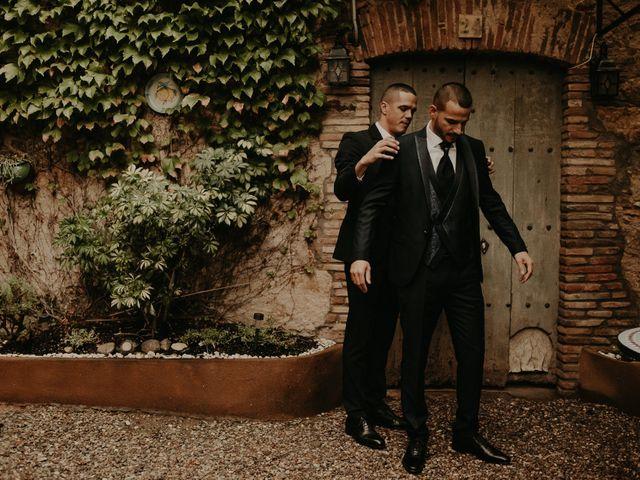 La boda de Mario y Silvia en Llofriu, Girona 4