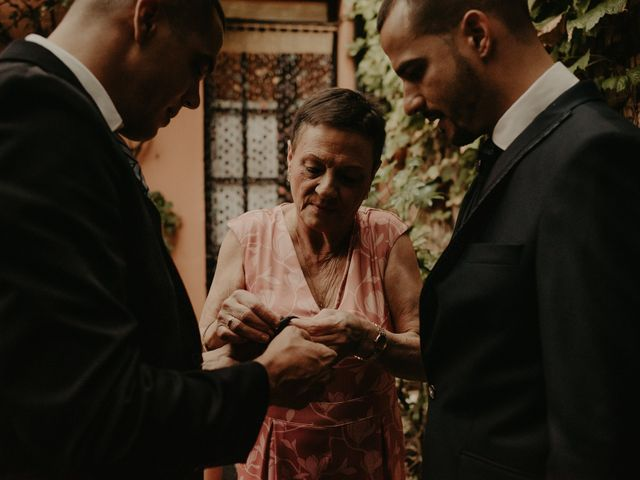 La boda de Mario y Silvia en Llofriu, Girona 5