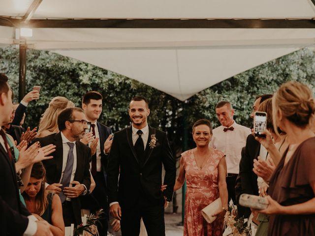 La boda de Mario y Silvia en Llofriu, Girona 13