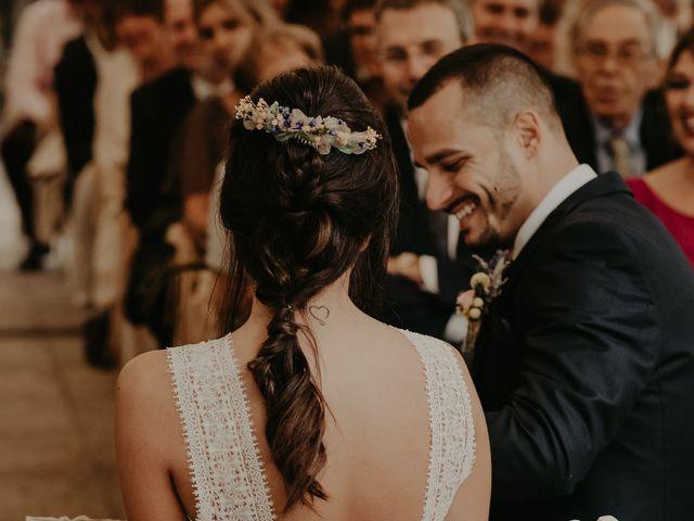 La boda de Mario y Silvia en Llofriu, Girona 17
