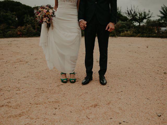 La boda de Mario y Silvia en Llofriu, Girona 21