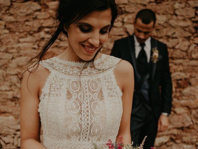 La boda de Mario y Silvia en Llofriu, Girona 24