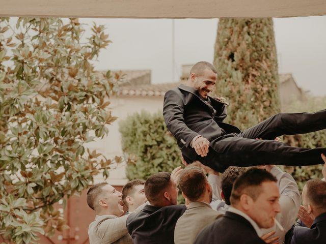 La boda de Mario y Silvia en Llofriu, Girona 28
