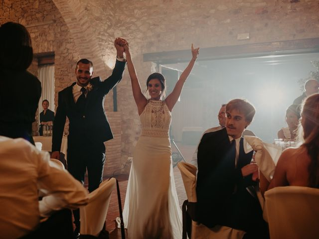 La boda de Mario y Silvia en Llofriu, Girona 30
