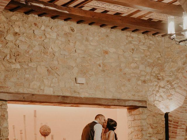 La boda de Mario y Silvia en Llofriu, Girona 31