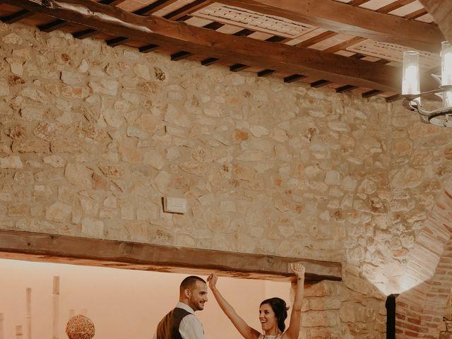 La boda de Mario y Silvia en Llofriu, Girona 32
