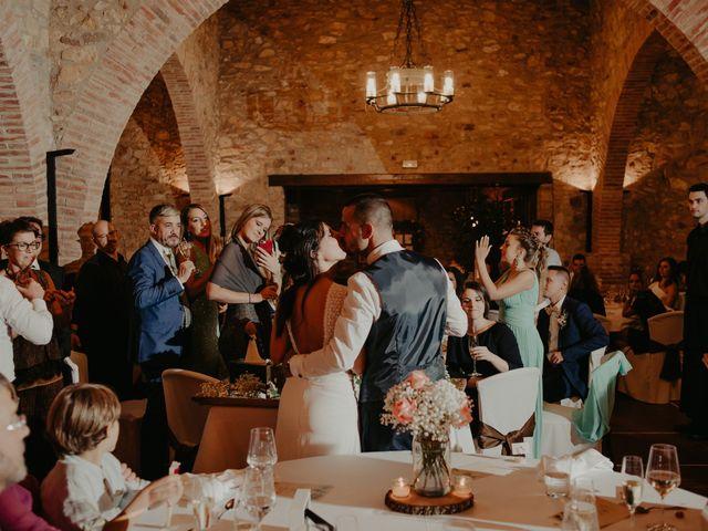 La boda de Mario y Silvia en Llofriu, Girona 33