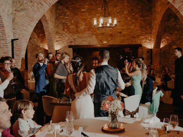 La boda de Mario y Silvia en Llofriu, Girona 34