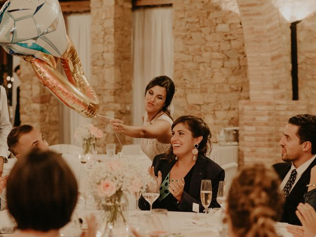 La boda de Mario y Silvia en Llofriu, Girona 36