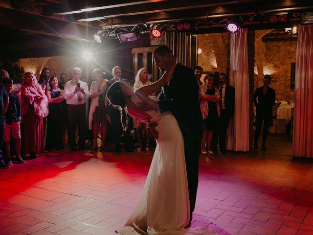 La boda de Mario y Silvia en Llofriu, Girona 38