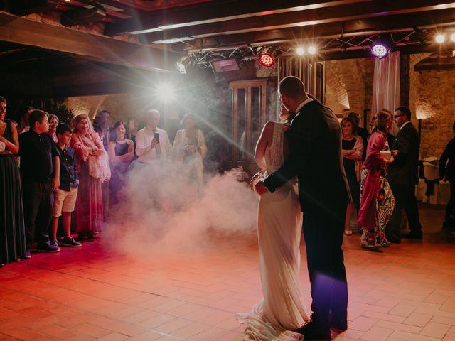 La boda de Mario y Silvia en Llofriu, Girona 39
