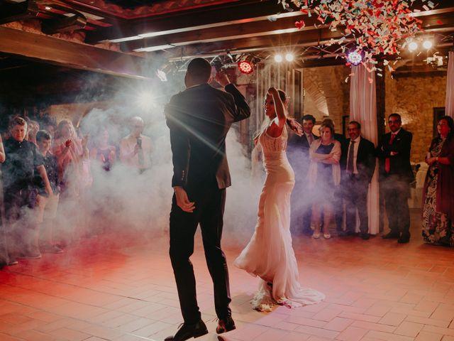 La boda de Mario y Silvia en Llofriu, Girona 40