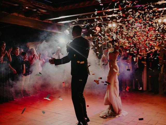 La boda de Mario y Silvia en Llofriu, Girona 41
