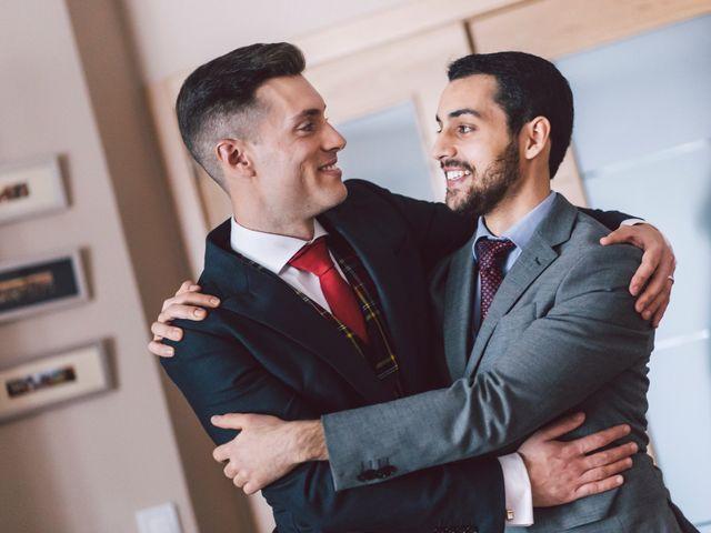 La boda de Andrea y Alex en Madrid, Madrid 15