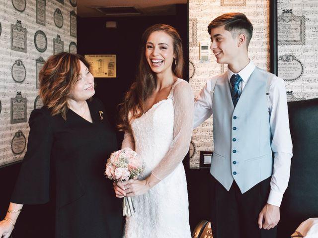 La boda de Andrea y Alex en Madrid, Madrid 26