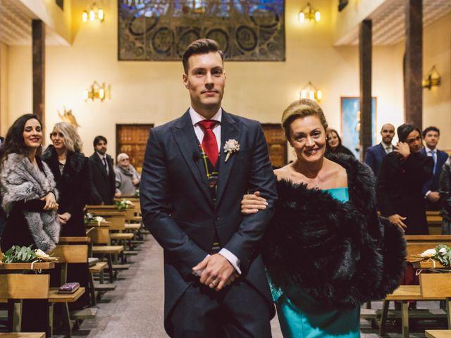 La boda de Andrea y Alex en Madrid, Madrid 31