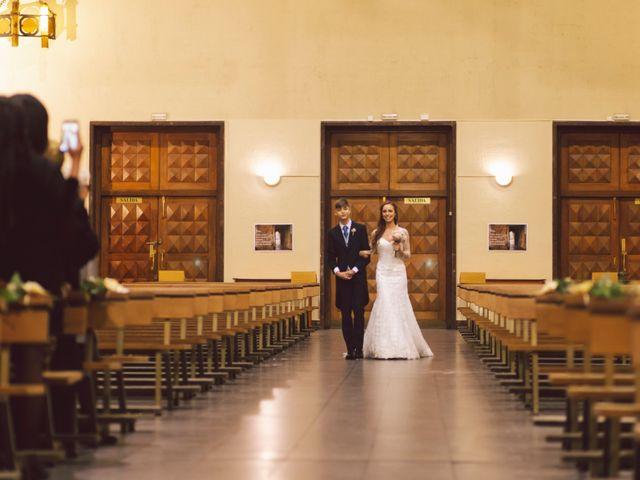 La boda de Andrea y Alex en Madrid, Madrid 34