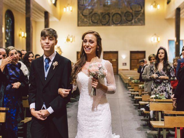 La boda de Andrea y Alex en Madrid, Madrid 36