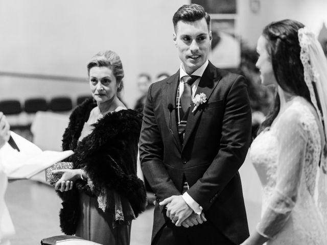La boda de Andrea y Alex en Madrid, Madrid 38
