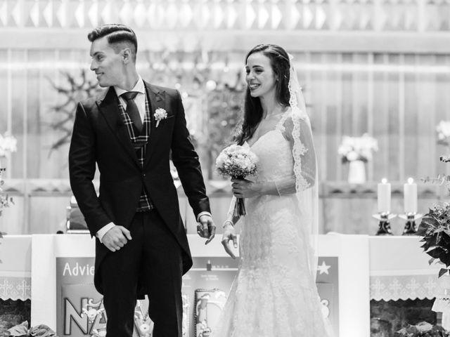 La boda de Andrea y Alex en Madrid, Madrid 39