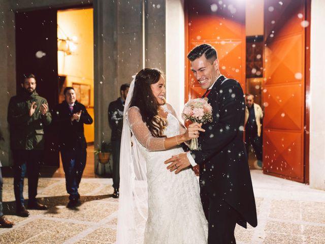 La boda de Andrea y Alex en Madrid, Madrid 40