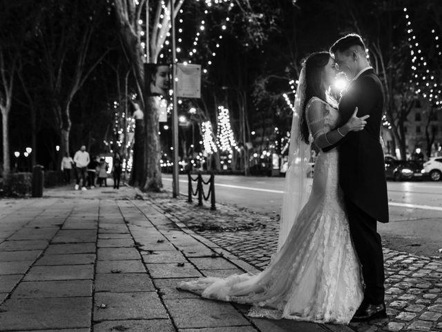 La boda de Andrea y Alex en Madrid, Madrid 42