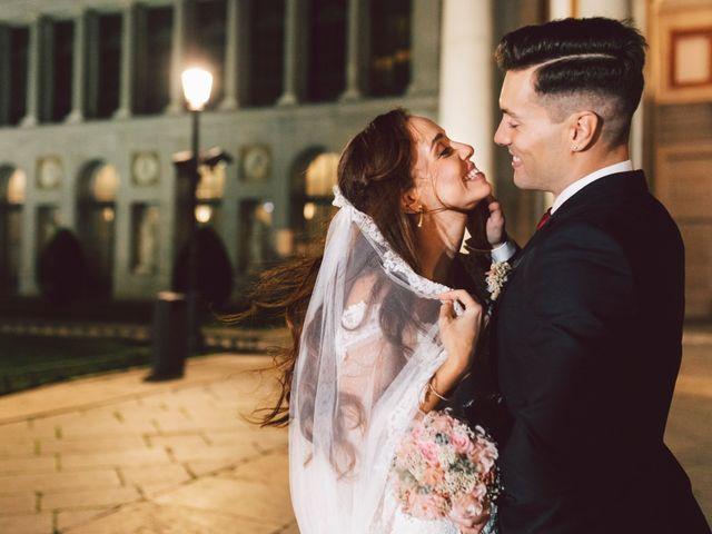 La boda de Andrea y Alex en Madrid, Madrid 44