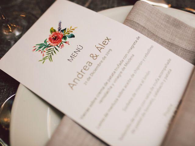 La boda de Andrea y Alex en Madrid, Madrid 54