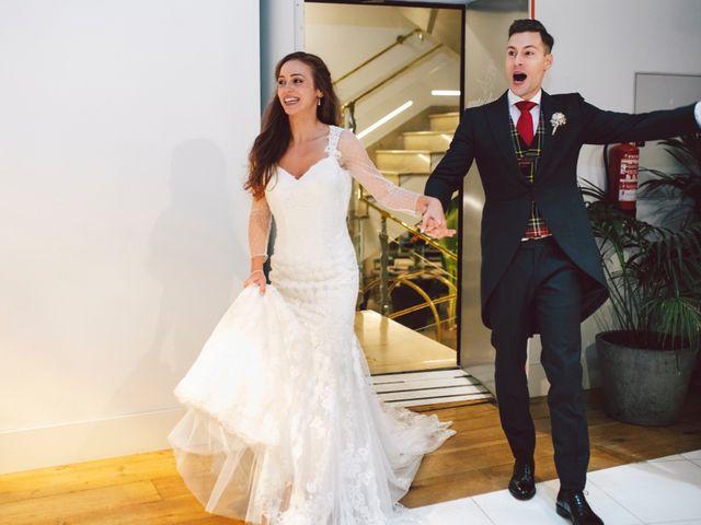La boda de Andrea y Alex en Madrid, Madrid 60