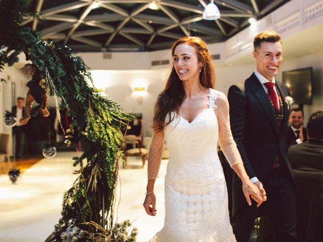 La boda de Andrea y Alex en Madrid, Madrid 61