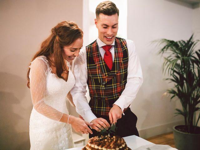 La boda de Andrea y Alex en Madrid, Madrid 64