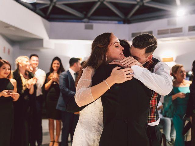 La boda de Andrea y Alex en Madrid, Madrid 66