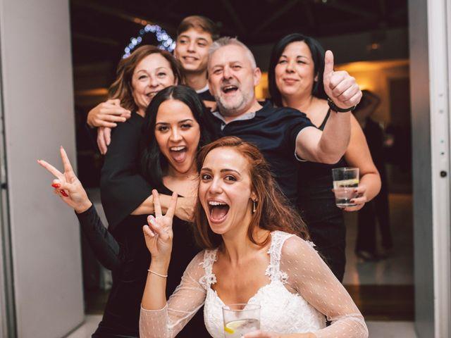 La boda de Andrea y Alex en Madrid, Madrid 71