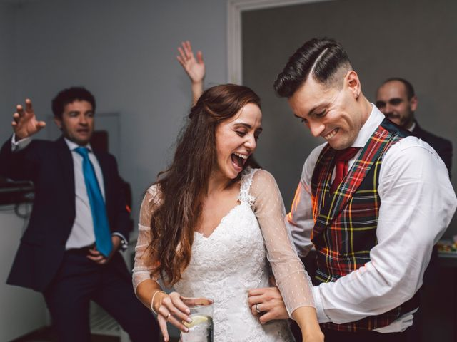 La boda de Andrea y Alex en Madrid, Madrid 72