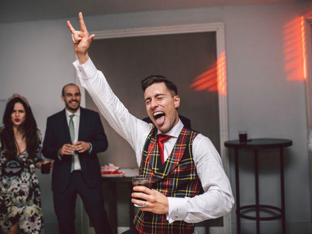 La boda de Andrea y Alex en Madrid, Madrid 73