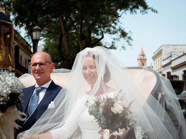 La boda de Fernando y Sandra en Jerez De La Frontera, Cádiz 9