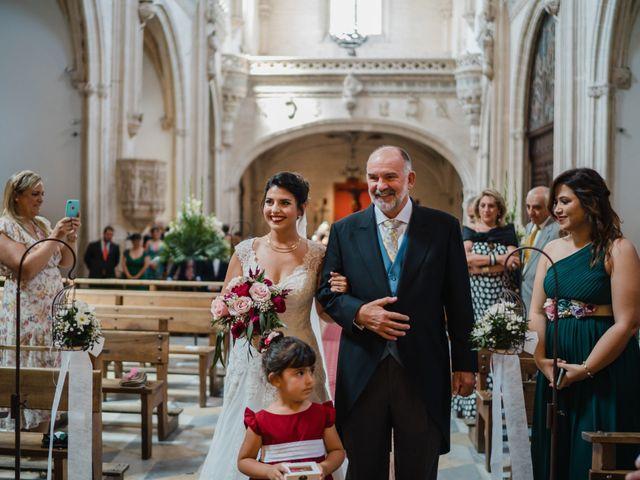 La boda de Guzman y Belén en Toledo, Toledo 45