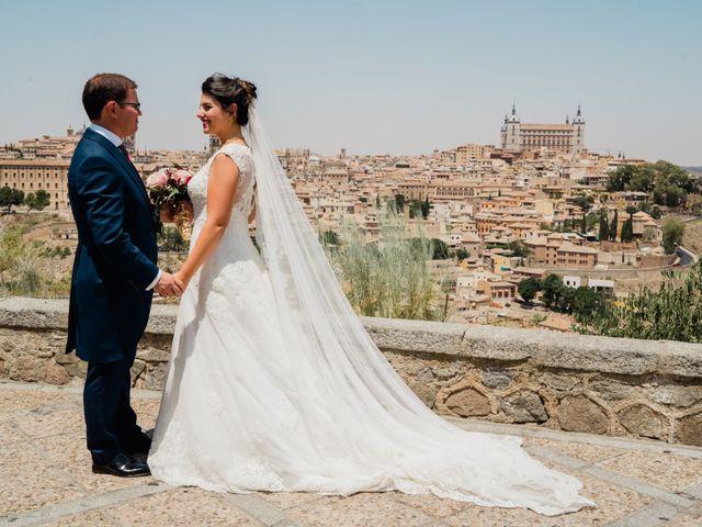 La boda de Guzman y Belén en Toledo, Toledo 63