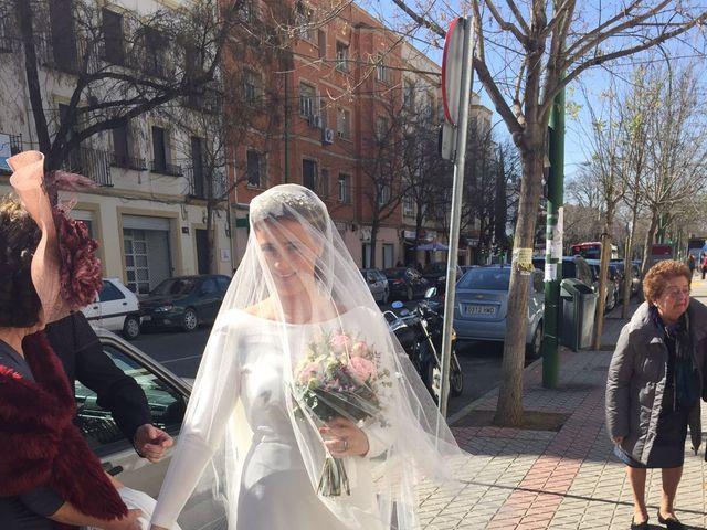 La boda de Abel  y Maria  en Sevilla, Sevilla 2
