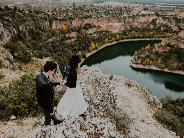 La boda de Mat y Lua en Segovia, Segovia 45