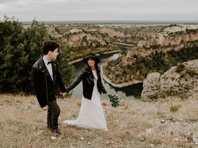 La boda de Mat y Lua en Segovia, Segovia 4