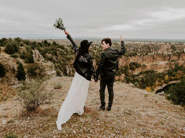 La boda de Mat y Lua en Segovia, Segovia 6