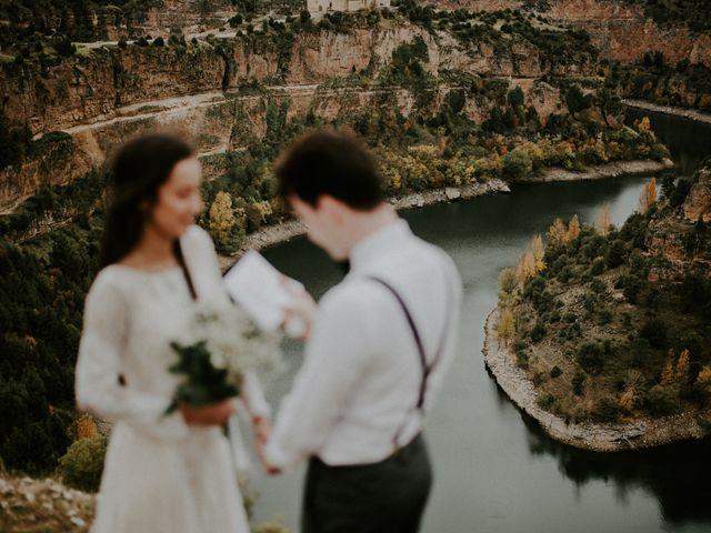 La boda de Mat y Lua en Segovia, Segovia 18