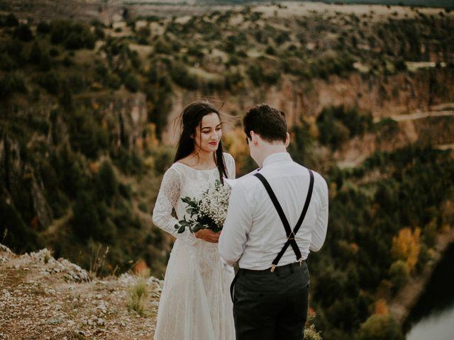 La boda de Mat y Lua en Segovia, Segovia 20