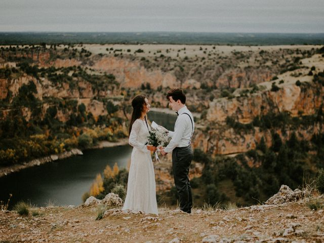 La boda de Mat y Lua en Segovia, Segovia 7