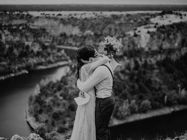 La boda de Mat y Lua en Segovia, Segovia 24