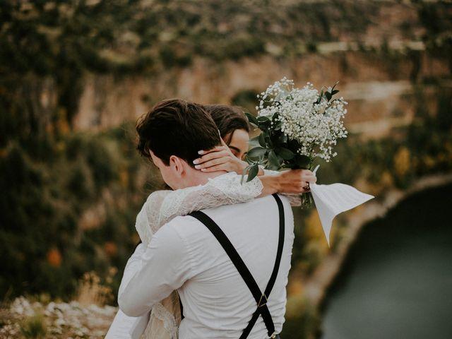 La boda de Mat y Lua en Segovia, Segovia 25