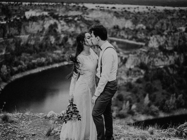 La boda de Mat y Lua en Segovia, Segovia 32