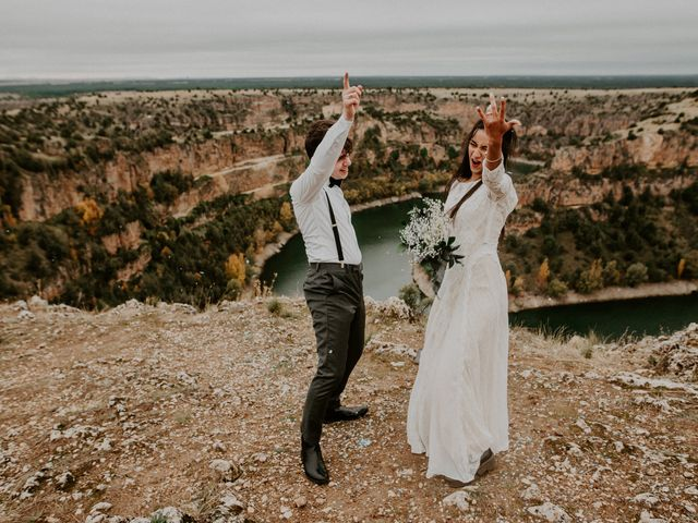La boda de Mat y Lua en Segovia, Segovia 38