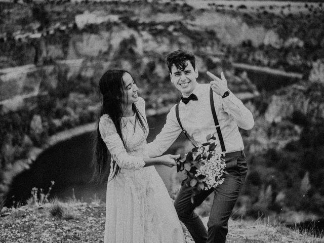 La boda de Mat y Lua en Segovia, Segovia 39